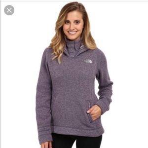 North Face Crescent Sunset Hoodie